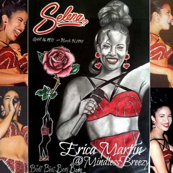 Selena by EricaMartin